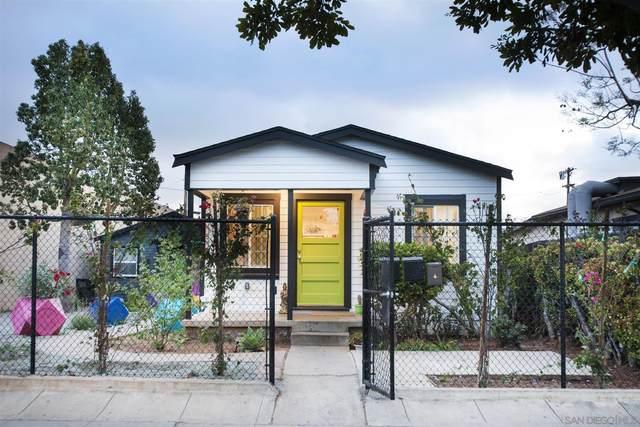 1856-1869 Newton Avenue, San Diego, CA 92113 (#210007452) :: Neuman & Neuman Real Estate Inc.
