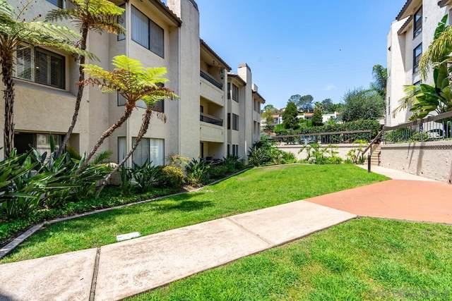 6717 Friars #80, San Diego, CA 92108 (#210007485) :: Wannebo Real Estate Group