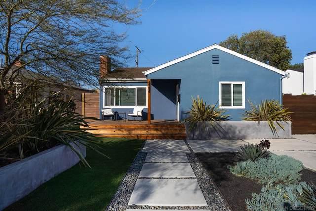 4334 Corinth Ave, Culver City, CA 90230 (#210007506) :: Neuman & Neuman Real Estate Inc.