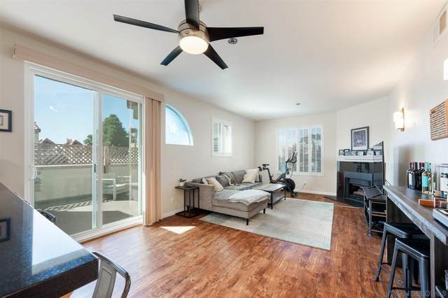 2445 Brant #611, San Diego, CA 92101 (#210007608) :: PURE Real Estate Group