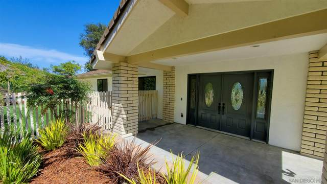 3006 Skycrest Dr., Fallbrook, CA 92028 (#210007619) :: Wannebo Real Estate Group