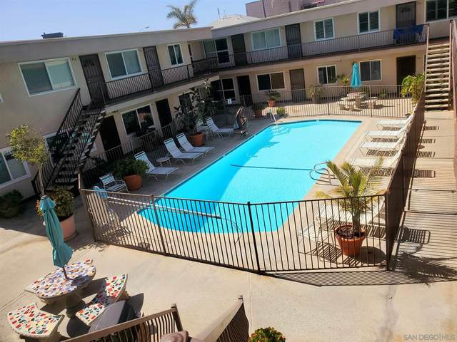 4930 Del Mar Ave #207, San Diego, CA 92107 (#210007629) :: Wannebo Real Estate Group
