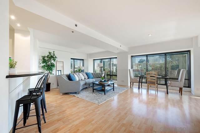 100 Harbor Drive #806, San Diego, CA 92101 (#210007648) :: Neuman & Neuman Real Estate Inc.