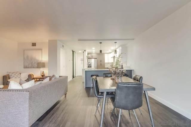 3635 7th Avenue 8E, San Diego, CA 92103 (#210007691) :: Neuman & Neuman Real Estate Inc.