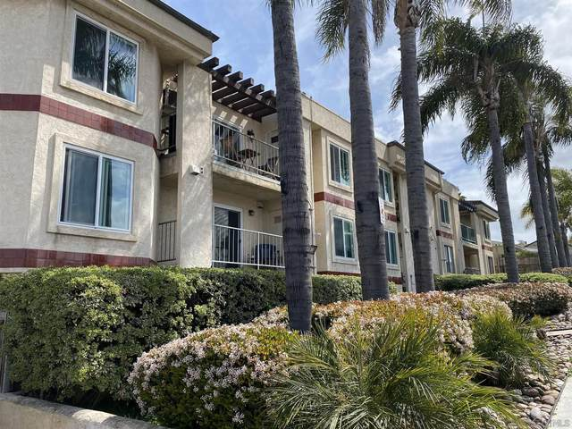 4452 Mentone St #206, San Diego, CA 92107 (#210007696) :: PURE Real Estate Group