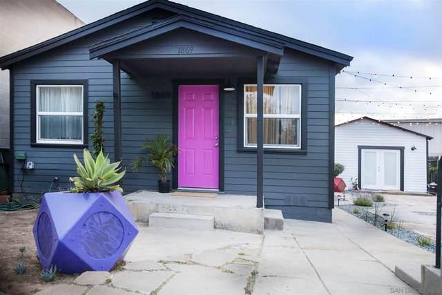 1869 Newton Ave, San Diego, CA 92113 (#210007798) :: Neuman & Neuman Real Estate Inc.