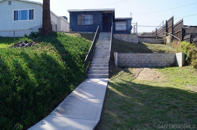 1010 40th  St, San Diego, CA 92102 (#210007813) :: Neuman & Neuman Real Estate Inc.