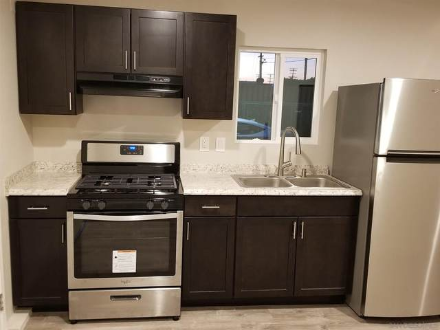 585-587 Vance St, Chula Vista, CA 91910 (#210007832) :: Neuman & Neuman Real Estate Inc.