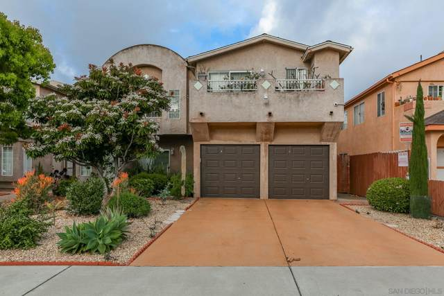3932 Hamilton St #6, San Diego, CA 92104 (#210007844) :: Keller Williams - Triolo Realty Group