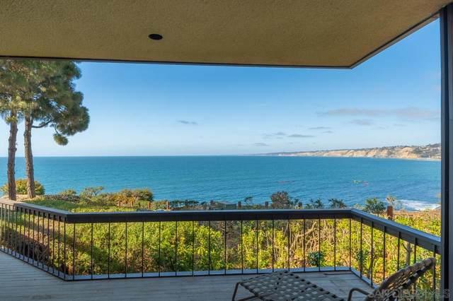 1595 Coast Walk, La Jolla, CA 92037 (#210007861) :: Yarbrough Group