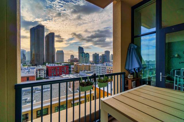 530 K St #1019, San Diego, CA 92101 (#210007877) :: Wannebo Real Estate Group