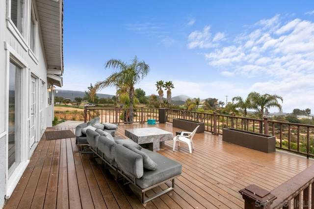 4230 Montiel Truck Trail, Jamul, CA 91935 (#210007931) :: Wannebo Real Estate Group
