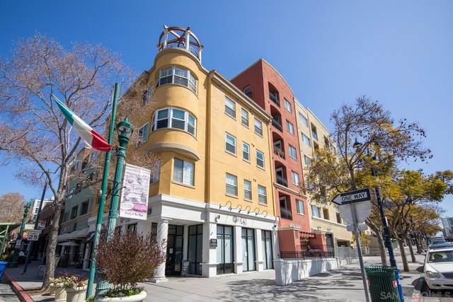 1601 India #115, San Diego, CA 92101 (#210008041) :: Neuman & Neuman Real Estate Inc.