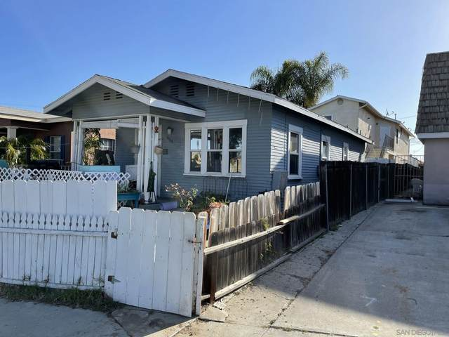 4525 35th Street, San Diego, CA 92116 (#210008060) :: Wannebo Real Estate Group