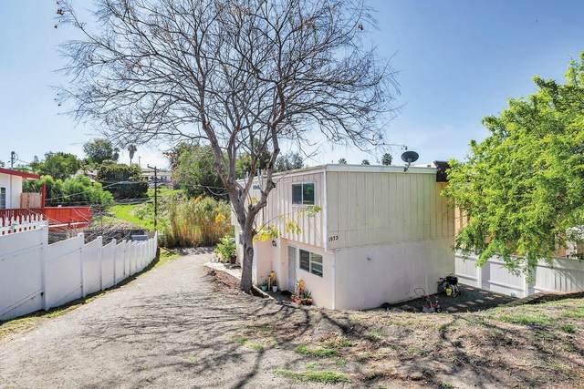 1971-73 Ensenada, Lemon Grove, CA 91945 (#210008118) :: Wannebo Real Estate Group
