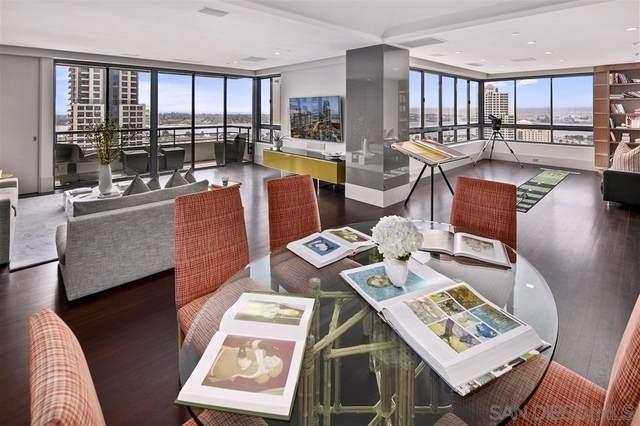700 Front Street #1701, San Diego, CA 92101 (#210008223) :: Neuman & Neuman Real Estate Inc.