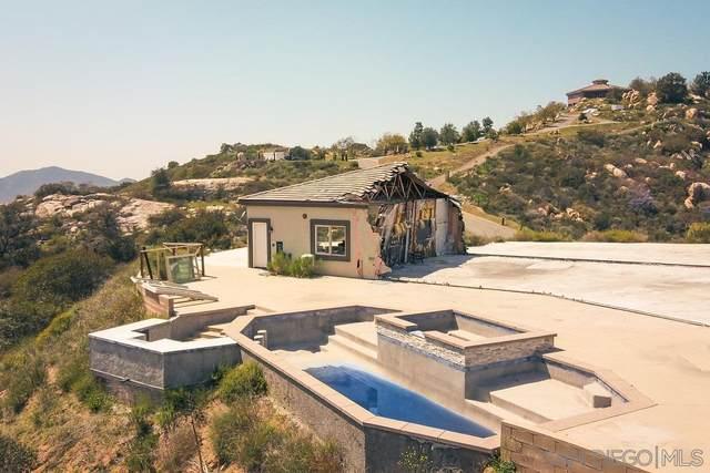 980 Crows Nest Ln #980, El Cajon, CA 92019 (#210008324) :: Keller Williams - Triolo Realty Group