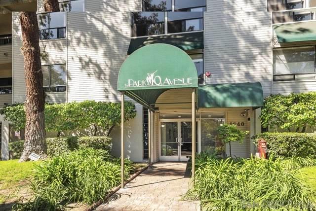 1640 10Th Ave #101, San Diego, CA 92101 (#210008361) :: Neuman & Neuman Real Estate Inc.