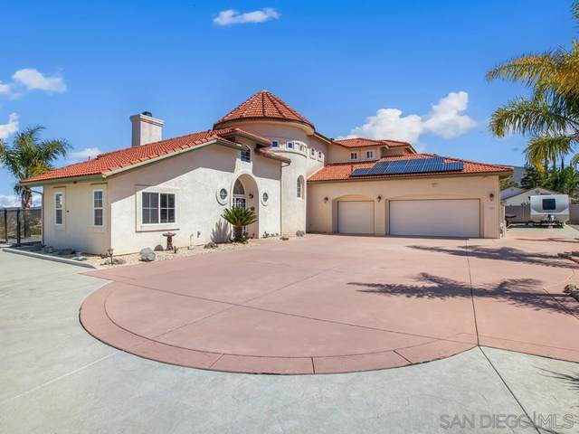 747 Old Stagecoach Run, Alpine, CA 91901 (#210008365) :: Wannebo Real Estate Group
