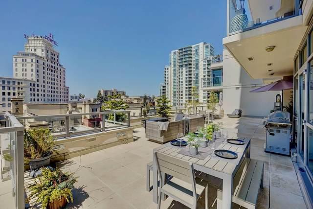 1441 9th Avenue #803, San Diego, CA 92101 (#210008370) :: Neuman & Neuman Real Estate Inc.