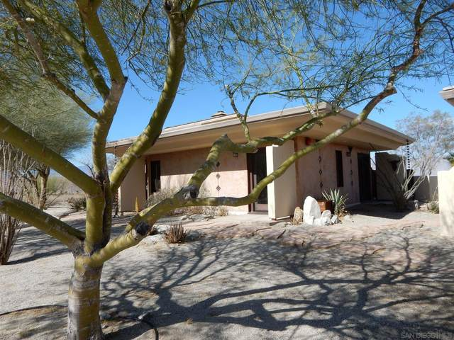 3485 Country Club Rd, Borrego Springs, CA 92004 (#210008416) :: Wannebo Real Estate Group