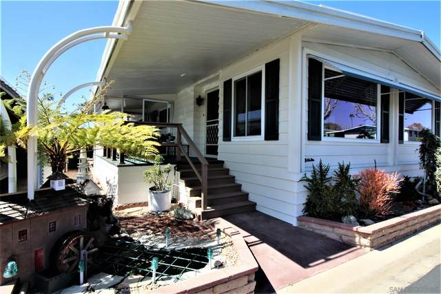 7219 San Miguel #260, Carlsbad, CA 92011 (#210008456) :: Wannebo Real Estate Group