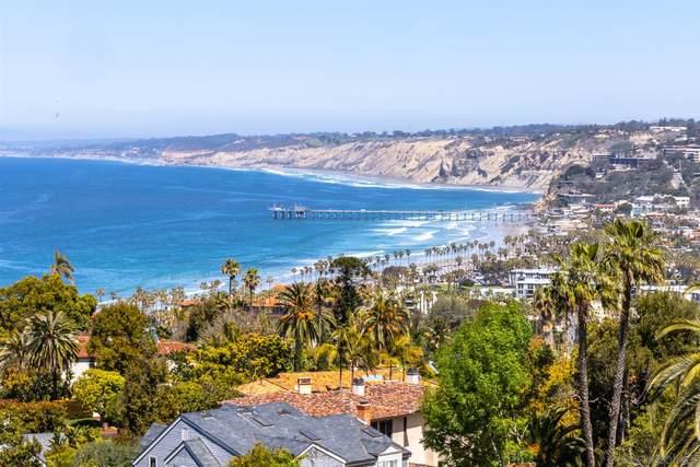 7682 Hillside Dr, La Jolla, CA 92037 (#210008512) :: Wannebo Real Estate Group