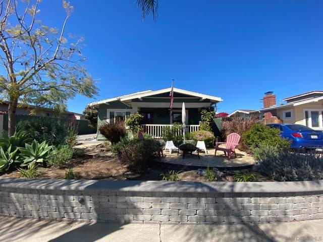 4874-4876 Felton St, San Diego, CA 92116 (#210008530) :: Wannebo Real Estate Group