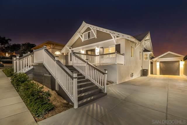 1819 32Nd St, San Diego, CA 92102 (#210008538) :: Neuman & Neuman Real Estate Inc.