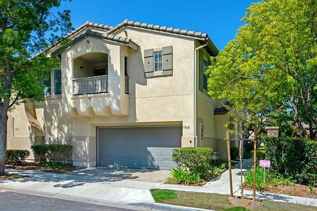 1868 Via Capri, Chula Vista, CA 91913 (#210008539) :: PURE Real Estate Group