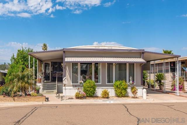8301 Mission Gorge Road Spc 141, Santee, CA 92071 (#210008626) :: Neuman & Neuman Real Estate Inc.