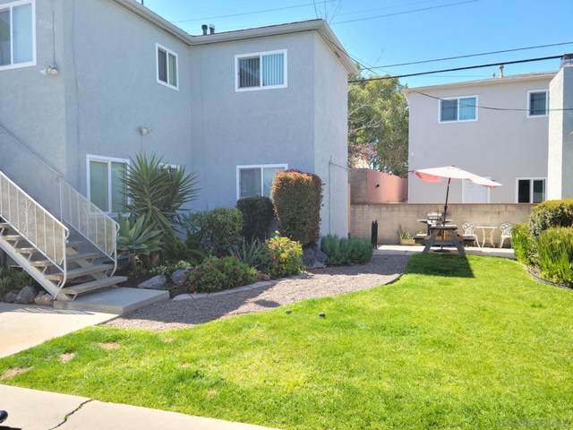 3522 Meade Ave #55, San Diego, CA 92116 (#210008638) :: Wannebo Real Estate Group