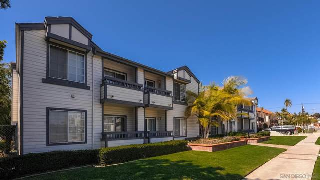 3950 Cleveland Ave #106, San Diego, CA 92103 (#210008640) :: PURE Real Estate Group
