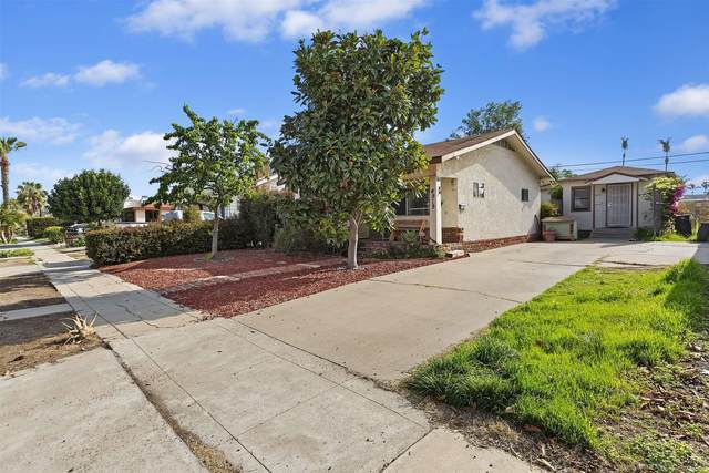 4917-4919 Mansfield St, San Diego, CA 92116 (#210008650) :: Neuman & Neuman Real Estate Inc.
