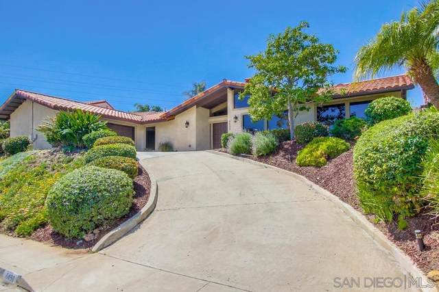 6450 Ridge Manor Ave, San Diego, CA 92120 (#210008660) :: Neuman & Neuman Real Estate Inc.