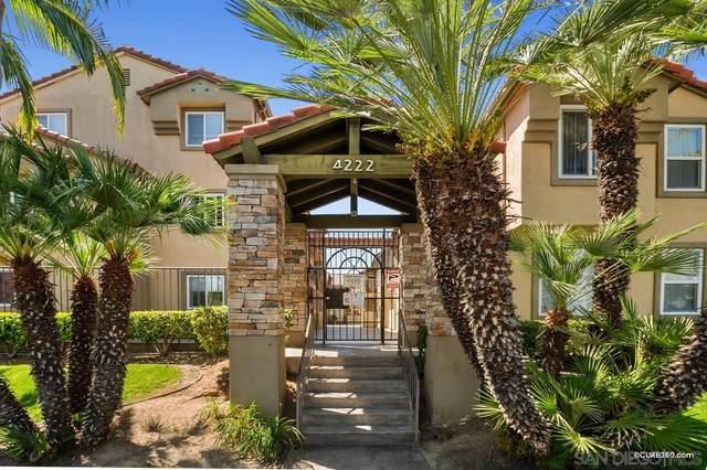 4222 Menlo Avenue #5, San Diego, CA 92115 (#210008693) :: PURE Real Estate Group