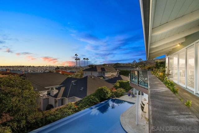 885 Rosecrans, San Diego, CA 92106 (#210008698) :: Neuman & Neuman Real Estate Inc.