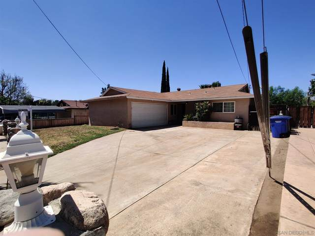 1288 Camillo Way, El Cajon, CA 92021 (#210008699) :: Wannebo Real Estate Group