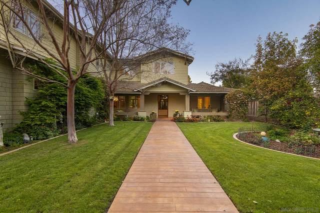 3658 Warner Street, San Diego, CA 92106 (#210008700) :: Neuman & Neuman Real Estate Inc.
