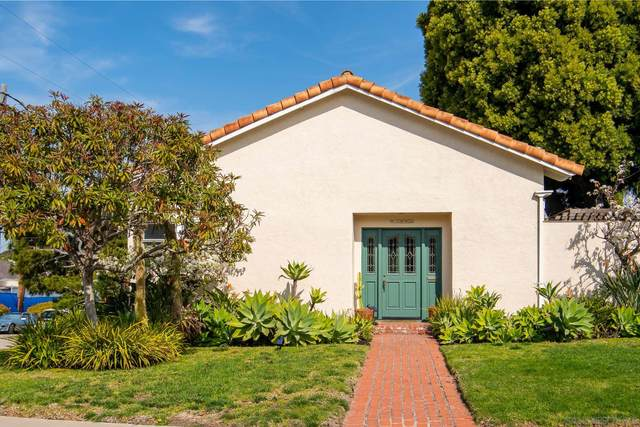3446 Yonge St, San Diego, CA 92106 (#210008732) :: Neuman & Neuman Real Estate Inc.