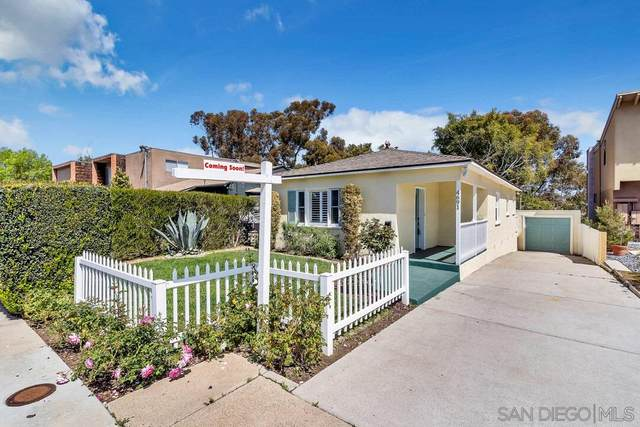 4691 51st St, San Diego, CA 92115 (#210008736) :: Wannebo Real Estate Group