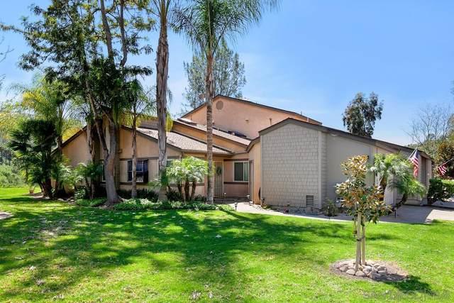 5737 Adobe Falls Rd A, San Diego, CA 92120 (#210008744) :: Neuman & Neuman Real Estate Inc.