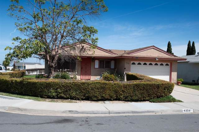 4320 Powderhorn Dr, San Diego, CA 92154 (#210008767) :: Neuman & Neuman Real Estate Inc.