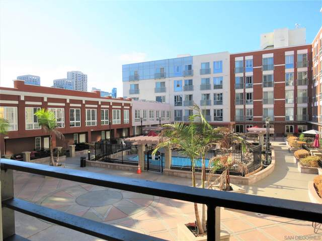 450 J Street #4121, San Diego, CA 92101 (#210008780) :: PURE Real Estate Group