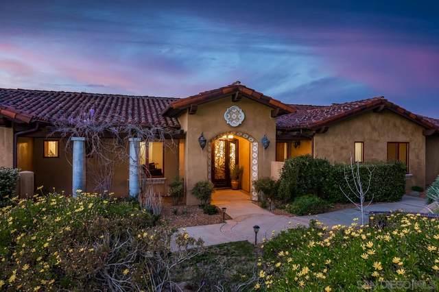 25056 Oakana Road, Ramona, CA 92065 (#210008781) :: Neuman & Neuman Real Estate Inc.