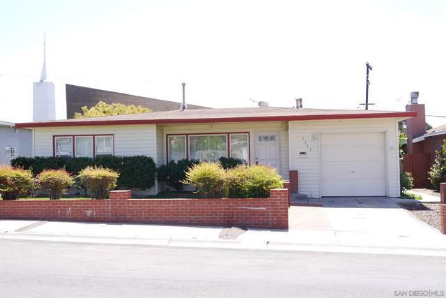 5343 Redwood St., San Diego, CA 92105 (#210008791) :: Neuman & Neuman Real Estate Inc.