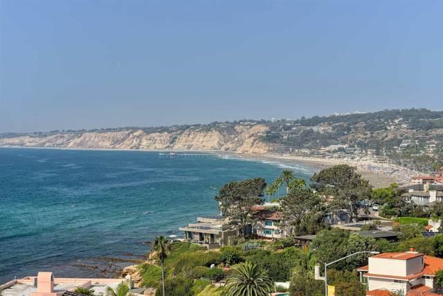 1640 Ludington Lane, La Jolla, CA 92037 (#210008829) :: Wannebo Real Estate Group