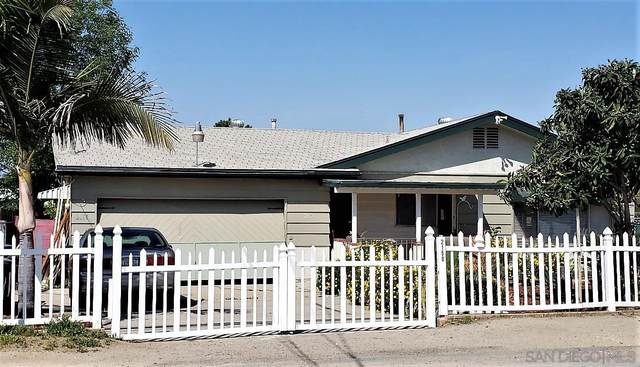 2150 Washington Street, Lemon Grove, CA 91945 (#210008839) :: Neuman & Neuman Real Estate Inc.