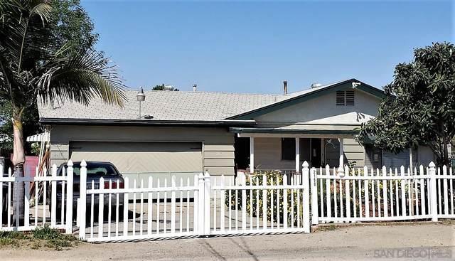 2150 Washington Street, Lemon Grove, CA 91945 (#210008839) :: Wannebo Real Estate Group