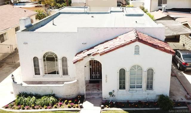 2920 Bancroft St, San Diego, CA 92104 (#210008843) :: Neuman & Neuman Real Estate Inc.